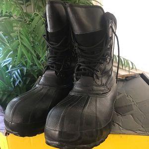 Men's LaCrosse composite toe boots